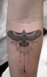 27 Ideas Bird Tattoo Back Men Design Inspiration Cool Tattoos Tattoos For Guys Trendy Tattoos