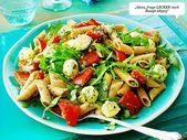 Salade de six ingrédients   – vegetarische Rezepte