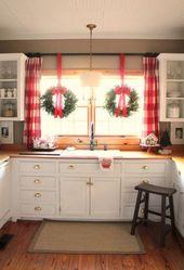 21 Wahnsinnig geniale Ideen, um die Küche im Weihnachtsgeist kostenlos zu schmücken