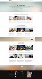 businis blogger template businis is a clean stylish and professionally designed blogger template for
