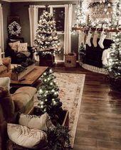 116+ wonderful farmhouse living room decor design ideas 28 | terinfo.co