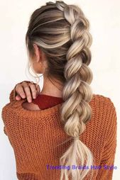 30 Girly Braided Mohawk Ideas To Keep Up With…