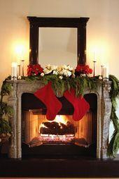 Photo of Diese Weihnachtsmantel-Dekor-Ideen verwandeln Ihr Wohnzimmer
