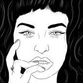 El cansancio, el estrés y la decepción son pan de cada día   #illustration #a…