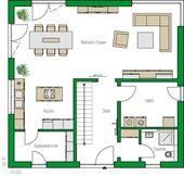 Stadtvilla Ravenna – Hausgrundriss