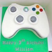 Xbox Controller Cake – Joey 7. Geburtstag – #Geburtstag #Joey #XboxControllerK …   – Torten