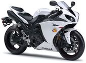 Der Yamaha YZF-R1, ein echtes 998-cm³-16-Ventiler-Superbike mit 4 Reihenmotor …   – Motorcycle