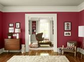 Wall paint berry – trendy shades for a modern wall design – Willo Göpel