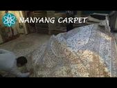 hand knotted area rugs for living room bedroom Tec…