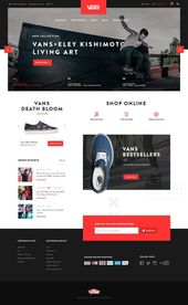 Inspiración de diseño web  – UI