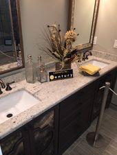 12 Geniale Ideen Wie man die Waschtische aus Granit verbessert   – Bathroom Optimization Include Decor and Storage ideas