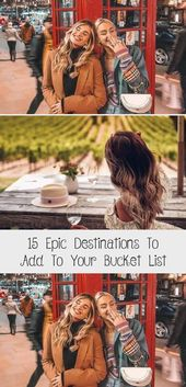 15 Epic Destinations To Add To Your Bucket List #travel #AdventureTravel #Turkey…