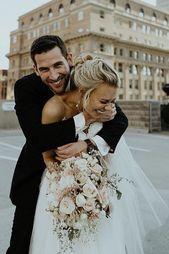 33 beautiful wedding photos of bride and …