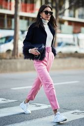 Der neueste Street Style der New York Fashion Week – ON THE STREET