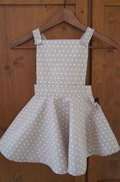 Une robe grise pour Sixtine   – vêtements