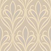 55641391f Advantage 8 in. x 10 in. Vivian Neutral Nouveau Damask Wallpaper Sample