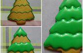 Galletas navideñas simples: arreglos e ideas navideñas con golosinas   – Decoration( Torten, Plätzchen), Topper