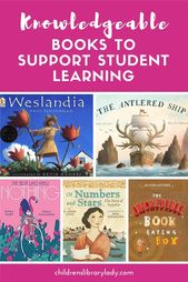 Best Knowledgeable Books to Support Student Learning 2