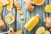 Zitronen-Ingwer-Schuss   – Futter für Mich