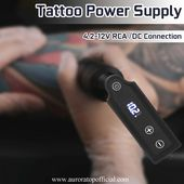2019 Neues Tattoo Wireless Netzteil