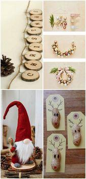 Photo of 99 Ideen für skandinavische Weihnachtsdekorationen