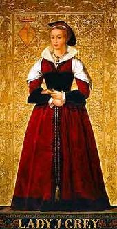 Girl Jane Gray was pronounced Queen of England on this present day ninth July, 1553 in suc…