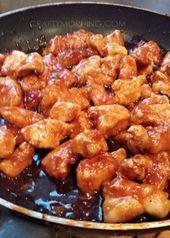 3-Ingredient Orange Chicken Sauce Rezept 31K Ich stieß auf eine Website, die hatte …   – healthysnacks