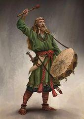Photo of Naanok, the Finnish wizard