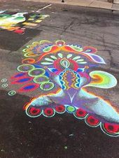 sidewalk chalk art pinterest – Yahoo Search Results Yahoo Image Search Results   – Creativity overload!
