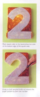 Nummer zwei Kuchen für Callies Kuchen vielleicht? @ Carrie Snodgrass – Millie …   – Geburtstag