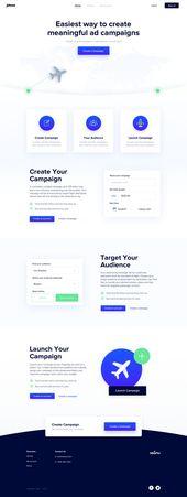 Esta es nuestra inspiración diaria para el diseño de aplicaciones web    – Web Design & UX Inspirations