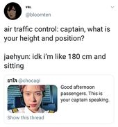Uhm..180 cm and taeyong's top👀 #NCT #MEMES #KPOP