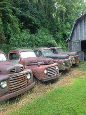 chevy Oldtimer #Classictrucks   – Pickup trucks