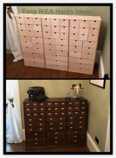 Easy IKEA Hacks Ideas #easylifehacks #ikeahacks