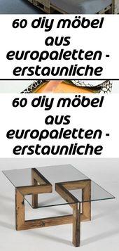 60 diy möbel aus europaletten – erstaunliche bastelideen 8 5