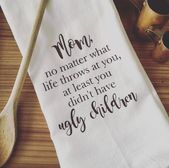 Excited to share the newest addition to my #etsy store: Handmade flour sack towel…