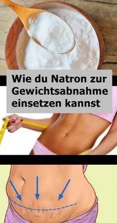 Wie ist Natron zur Gewichtsreduktion anzuwenden? Njuskam!   – Haushalttricks
