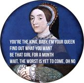 If Taylor Swift Lyrics Have been About King Henry VIII