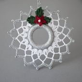 Image result for crochet christmas instructions