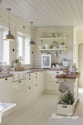 21 Unusual Kitchen Ideas With French Country Style