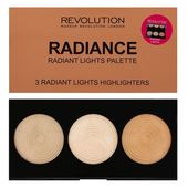 MAKEUP REVOLUTION Sanduhr Dupes Textmarker Palette Radiance – Makeup – #Du …   – Make UP