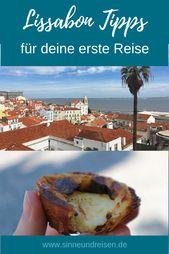 Lissabon Tipps: 5 TOP Sehenswürdigkeiten, die du gesehen haben musst – Sinne und Reisen | Reiseblog für Naturliebhaber & Städtefans