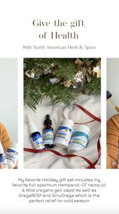 Give The Gift Of Wellness Good Energy Herbs Spices Heart Healthy