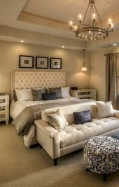 51+ Inspiring Small Master Bedroom Decor Ideas and Remodel