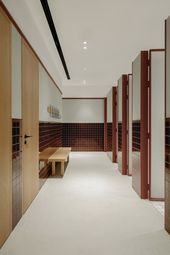 Vshd Design Creates Geometric Warehouse Gym In Dubai Shopping Mall