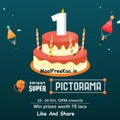 Play Swiggy Pictorama Contest Win Prize Worth Rs Lakh Contest