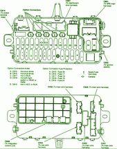 1994 Honda Civic Wiring Diagram Honda Civic Honda Honda Civic Dx