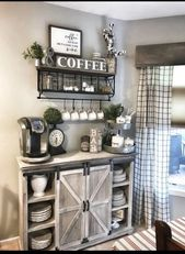 15+ Creative Home Coffee Bar Ideas for All Coffee …