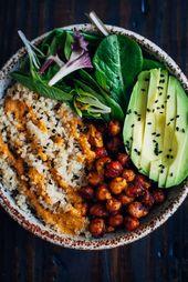 The Vegan Buddha Bowl – Nom Nom