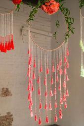 30 Dreamcatchers Boho Hochzeitsdekor-Ideen – Hochzeit <3
